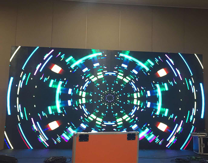 OOH LED Display